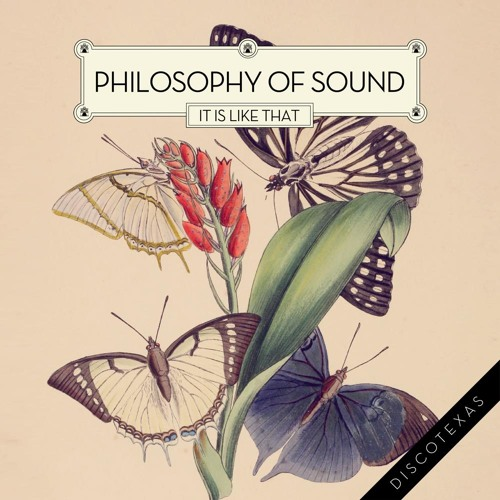 Philosophy of sound_ It is Like that  (Ilya Santana bizzaro disco mix)