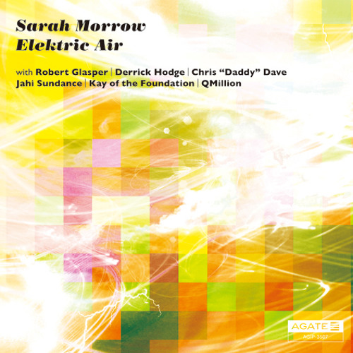 Sarah Morrow with Robert Glasper, Derrick Hodge, Chris Dave - Cuckoo