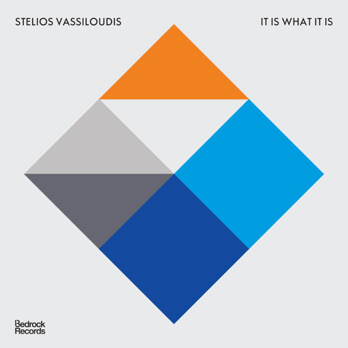 Stelios Vassiloudis - 'It is what it is'  CD1 Album Sampler