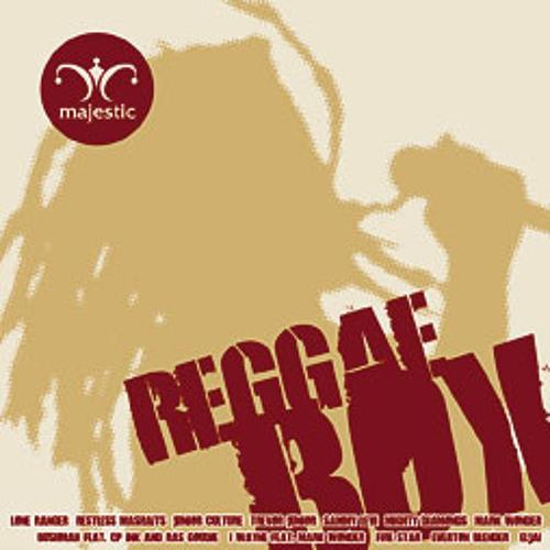 Majestic Reggaebox 1 promo mixtape