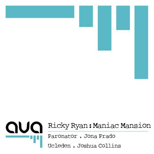 Ricky Ryan * MANIAC MANSION * AVA030