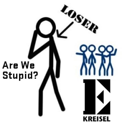 Der E-Kreisel - Are We Stupid?