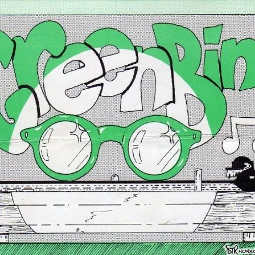 Greenbins - Come Back When You're Old Enough Vol 1