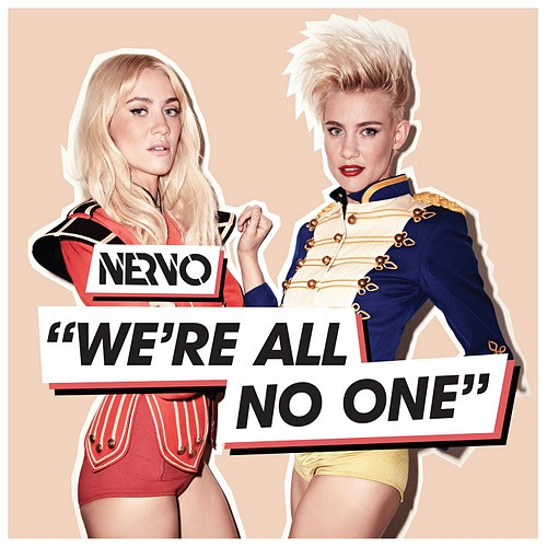 We're All No One feat. Afrojack and Steve Aoki - NERVO Goes to Paris Remix Teaser