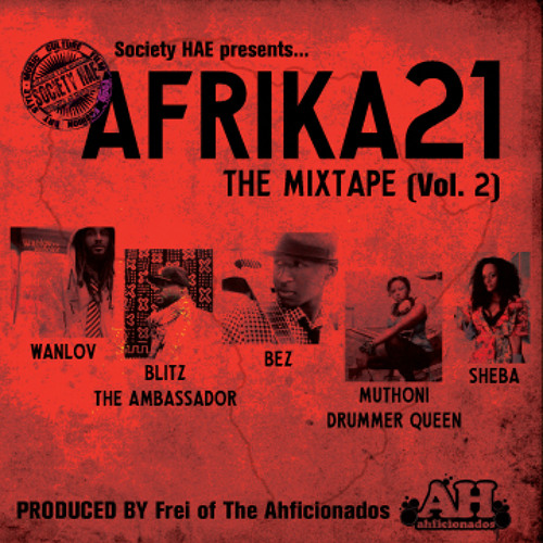AFRIKA21 The Mixtape vol. 2