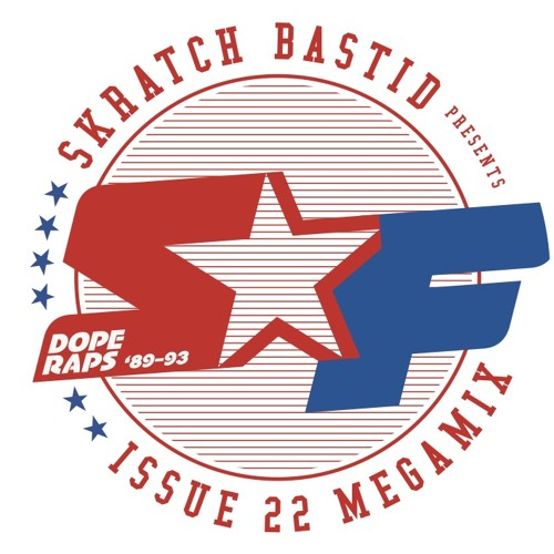 Skratch Bastid & Sneaker Freaker present The Starter Era - Dope Raps 1989-1993