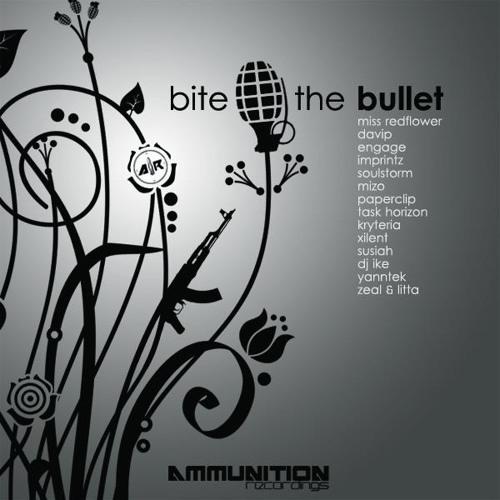 "Miss Redflower - Novelty - Ammunition Rec. / ""Bite The Bullet LP"" / release: 3rd october 2011"