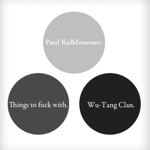 Paul Kalkbrenner x Wu-Tang Clan - Aaron Gravel Pit