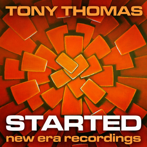 Tony Thomas - Started - DJ Smilk Remix - excerpt - NER072