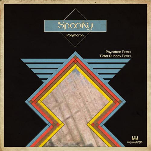 Spooky - Polymorph (Original Mix) - microCastle (PREVIEW CLIP)