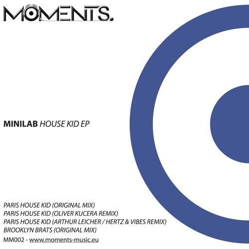 Preview: Minilab - Paris House Kid (Arthur Leicher, Hertz & Vibes Remix)