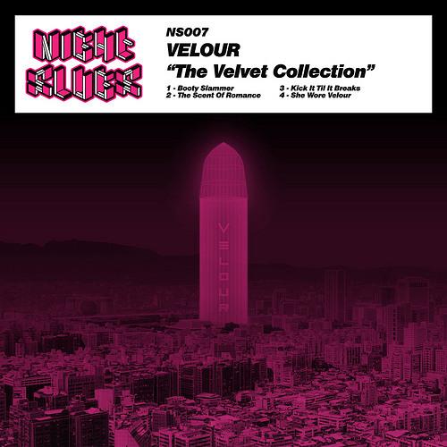 Velour (Julio Bashmore & Hyetal) - She Wore Velour (SHVersion)