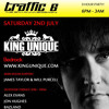 King Unique @ Traffic 02.07.11 (part 1) - FREE DOWNLOAD