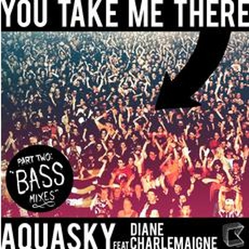 Aquasky ft. Diane Charlemagne - You Take Me There (Doctor Werewolf Remix)   OUT NOW