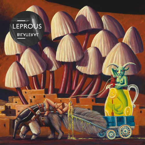 LEPROUS - Restless