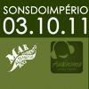 Sons do imperio - programa 01| 03/10/2011