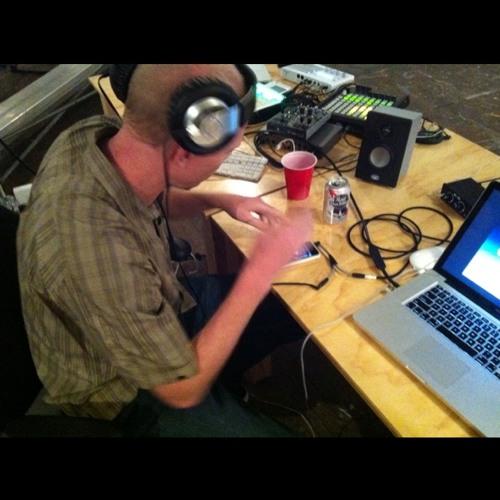 Jamie DJing at Uncubed Denver