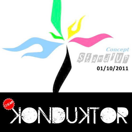 Set @ Stand'Up Concept - Oct 2011