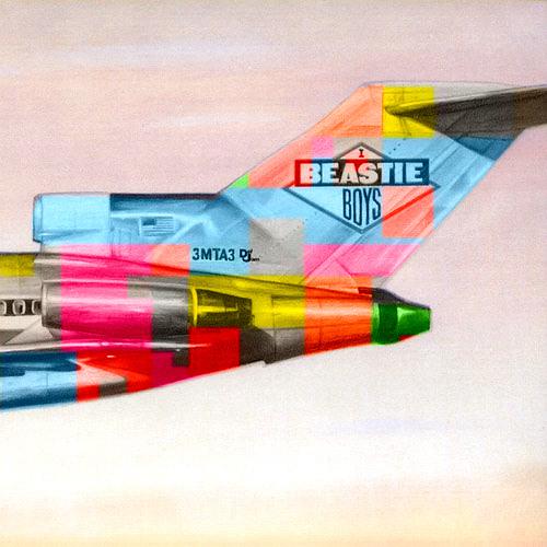 Beastie Boys feat. Beastie Boys - Paul Revere M.N.D. Mash