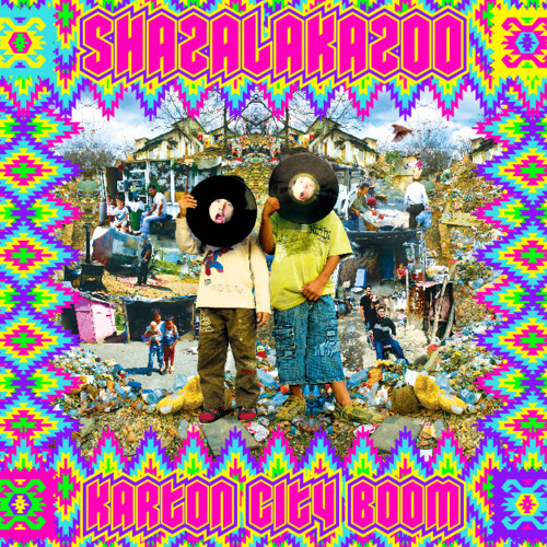 ShazaLaKazoo - Halls Preto (feat. MC Gi)