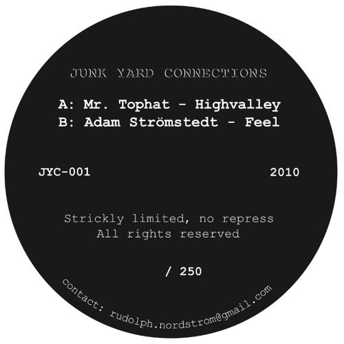Adam Strömstedt - Feel (JYC-001)