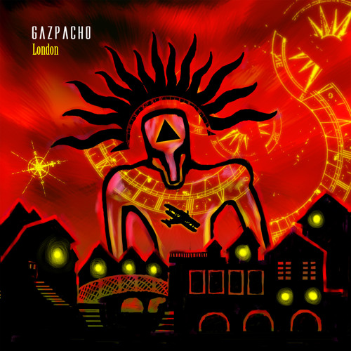 Gazpacho - London (album montage)