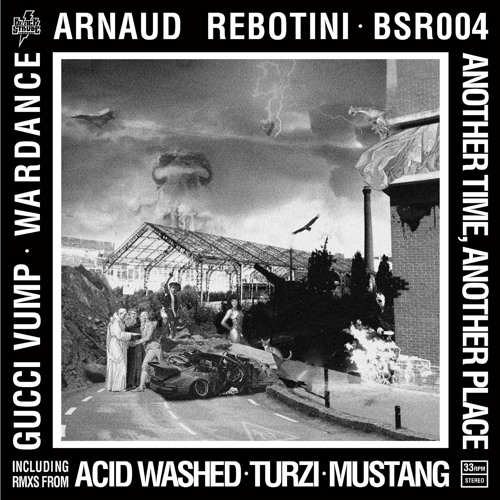 Another time, Another place - Arnaud Rebotini  - MUSEUM RMX
