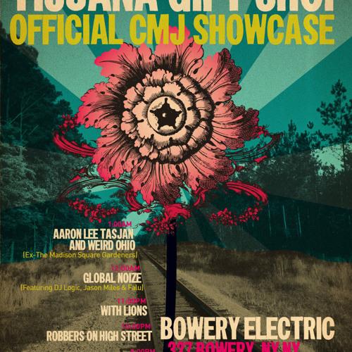 Tijuana Gift Shop Official CMJ Showcase