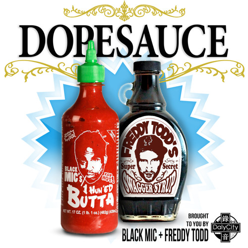 Freddy Todd & Black Mic - Dopesauce (ft. Fat Ray) TEASER [PRERELEASE 10/25 ON DALYCITY RECORDINGS]