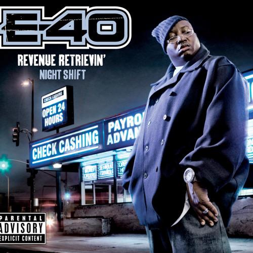 E40 - My Shit Bang (instrumental)