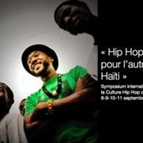Vox Sambou on the International Hip-Hop Symposium in Haïti, September 2011