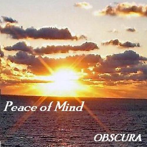 Obscura - Peace of Mind (Original Mix)
