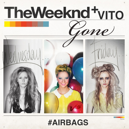 The Weeknd Feat Vito -  GONE