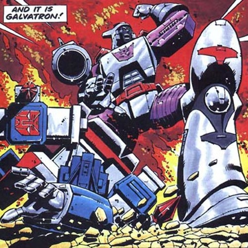 Mr. Nelson - Galvatron Impact (Captain Nasty Remix)