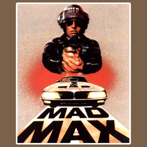 James The Great - Mad Maxxx (Demo)
