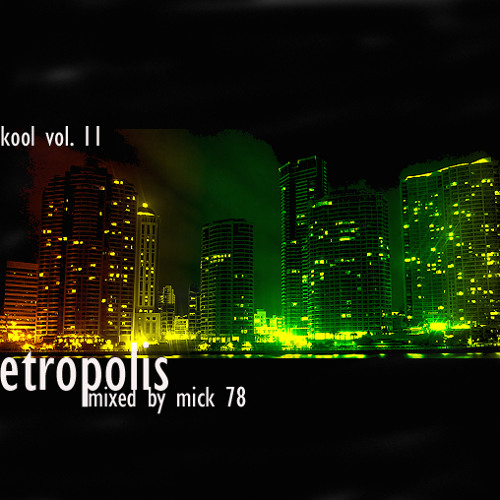 Myskool vol. 11 metropolis by mick78