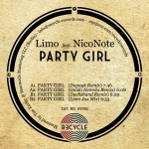Limo feat NicoNote - Party Girl (Benja & Reto Ardour meet Lime Rmx) Digital Exclusive