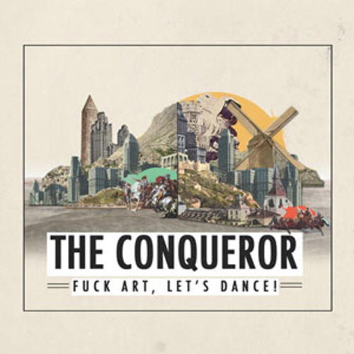 FUCK ART, LET'S DANCE! - The Conqueror (Weekend Wolves Remix)