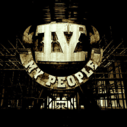 MUSiC IV MY PEOPLE refix - Ty'neg instrumental DrumDreamers