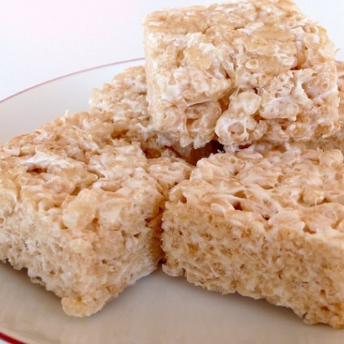 Rice crispies and douche bags