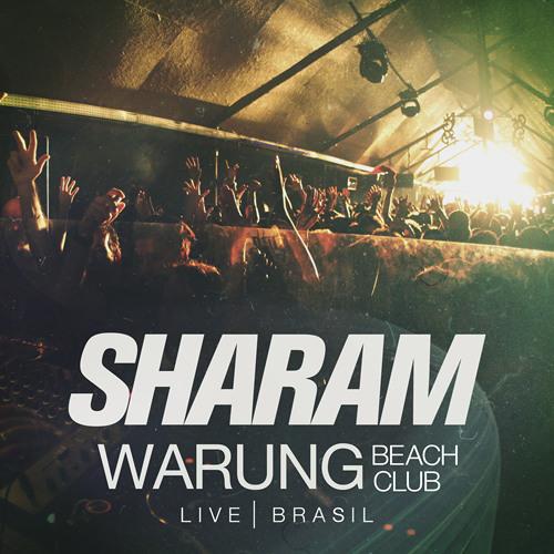 Sharam - Live at Warung Beach Club (Promo Mix)