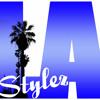 LA Stylez feat J.B Rose- True Colours(Masheen Mix)