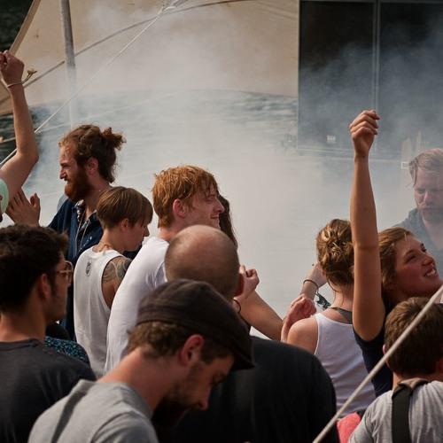 Session Victim - liveset at Ø Festival Denmark