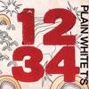 1234  -Plain White T's cover