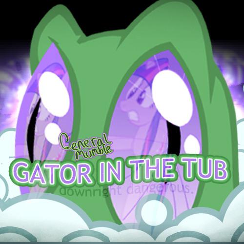 Gator in the Tub