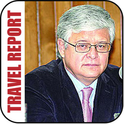 Juan Manuel Asai - Turismo y sucesión presidencial