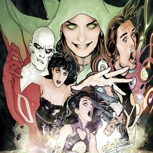 Cast Shadows (Justice League Dark)