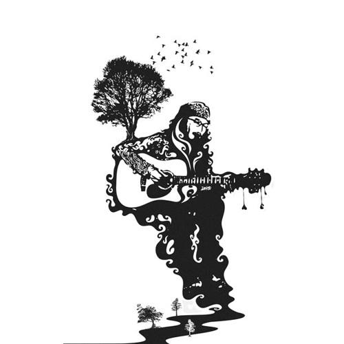 Pohon Tua Bersandar