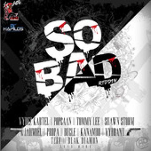 Vybz Kartel ft Popcaan - We Never Fear Dem {So Bad Riddim - Young Vibez}(Oct 2011)[ALL MOL CARIBBEAN]