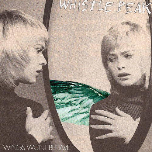 "Whistle Peak, ""Wings Won't Behave"""
